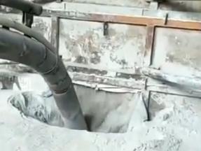 粉煤灰负压抽送视频展示