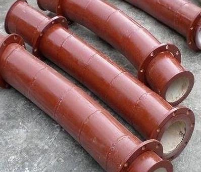 陶瓷复合管(耐磨管)