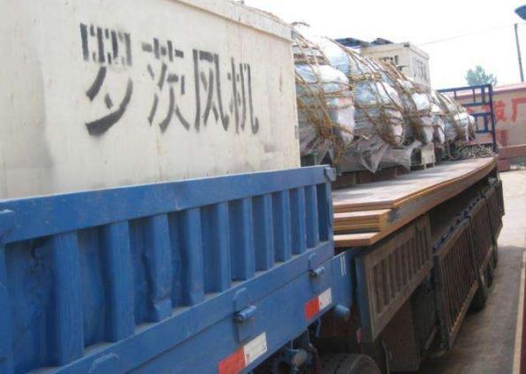 干灰散装机发往四川攀枝花